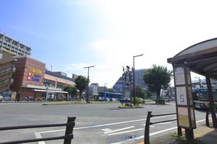 花小金井駅北口の写真素材 [FYI04605961]