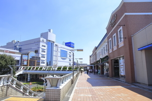 田無駅北口 西武新宿線の写真素材 [FYI04605968]