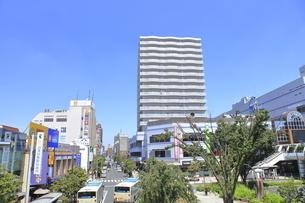 田無駅北口前 西武新宿線の写真素材 [FYI04605972]