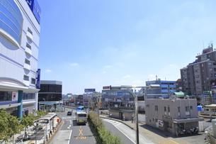 田無駅北口前 西武新宿線の写真素材 [FYI04605974]