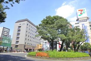 武蔵境駅南口の写真素材 [FYI04605983]
