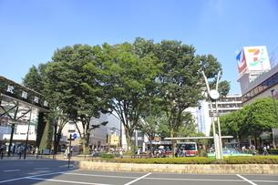 武蔵境駅南口の写真素材 [FYI04605984]