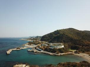 洲崎灯台からの風景の写真素材 [FYI04606830]