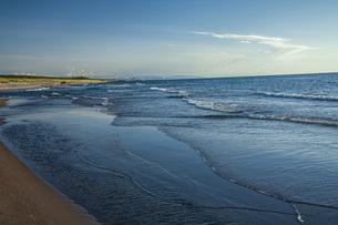 西浜海岸の写真素材 [FYI04607113]