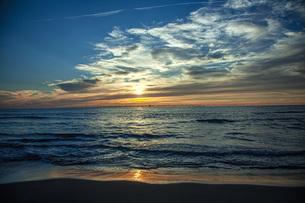 西浜海岸の写真素材 [FYI04607117]