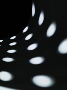 ドット模様の抽象的な背景の写真素材 [FYI04607462]