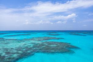 波照間島の海の写真素材 [FYI04607466]