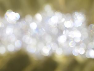 キラキラと輝く抽象的な背景の写真素材 [FYI04607509]