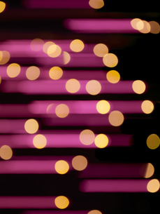 闇の中に輝く光の写真素材 [FYI04607528]