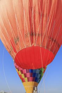 佐賀バルーンフェスタ 日本初の気球 佐賀県佐賀市の写真素材 [FYI04609221]