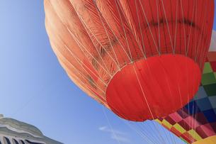 佐賀バルーンフェスタ 日本初の気球 佐賀県佐賀市の写真素材 [FYI04609222]