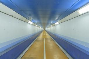 関門トンネル 福岡県北九州市の写真素材 [FYI04609253]