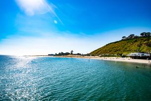 カリフォルニア LA マリブビーチの写真素材 [FYI04610292]