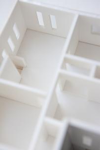 住宅模型の写真素材 [FYI04610803]