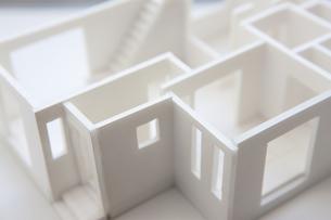 住宅模型の写真素材 [FYI04610820]