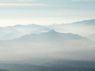 雲海の写真素材 [FYI04610963]