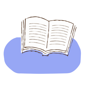 本のイラスト素材 [FYI04613964]