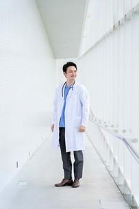 日本人男性医師の写真素材 [FYI04614598]
