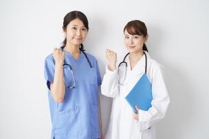 女性医師の写真素材 [FYI04614823]