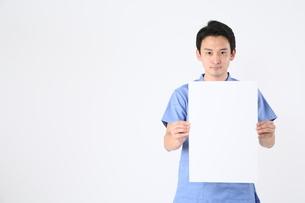 日本人男性医師の写真素材 [FYI04614917]