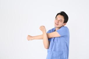 日本人男性医師の写真素材 [FYI04614933]