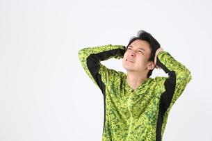 日本人男性の写真素材 [FYI04616195]