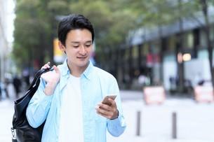 日本人男性の写真素材 [FYI04616220]