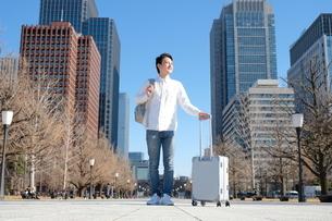 日本人男性の写真素材 [FYI04616359]