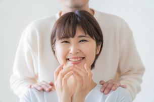 日本人夫婦の写真素材 [FYI04616652]