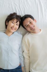 日本人夫婦の写真素材 [FYI04616660]