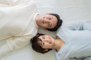 日本人夫婦の写真素材 [FYI04616664]