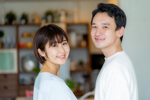 日本人夫婦の写真素材 [FYI04616668]