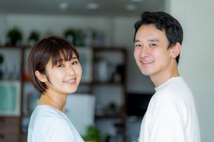 日本人夫婦の写真素材 [FYI04616669]