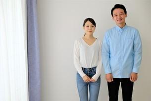 日本人夫婦の写真素材 [FYI04616717]