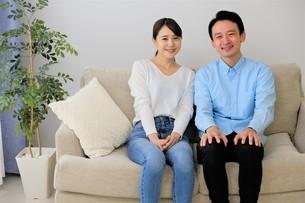 日本人夫婦の写真素材 [FYI04616727]