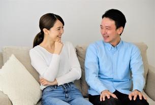 日本人夫婦の写真素材 [FYI04616729]