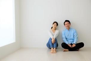 日本人夫婦の写真素材 [FYI04616812]