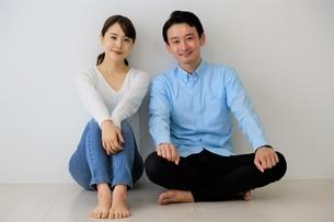 日本人夫婦の写真素材 [FYI04616814]