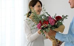 日本人夫婦の写真素材 [FYI04616854]