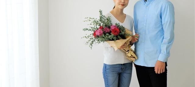 日本人夫婦の写真素材 [FYI04616856]