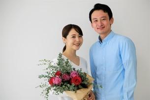 日本人夫婦の写真素材 [FYI04616859]