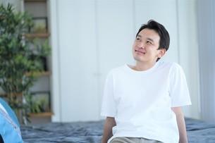 日本人男性の写真素材 [FYI04617149]