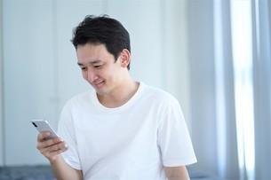 日本人男性の写真素材 [FYI04617155]
