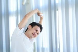 日本人男性の写真素材 [FYI04617188]