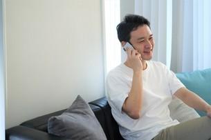 日本人男性の写真素材 [FYI04617226]