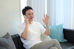 日本人男性の写真素材 [FYI04617229]