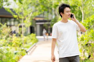日本人男性の写真素材 [FYI04617268]