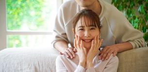 日本人夫婦の写真素材 [FYI04617297]