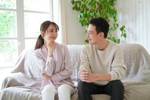 日本人夫婦の写真素材 [FYI04617464]