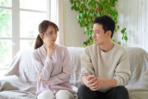 日本人夫婦の写真素材 [FYI04617477]